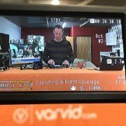 V-1sdi video shoot