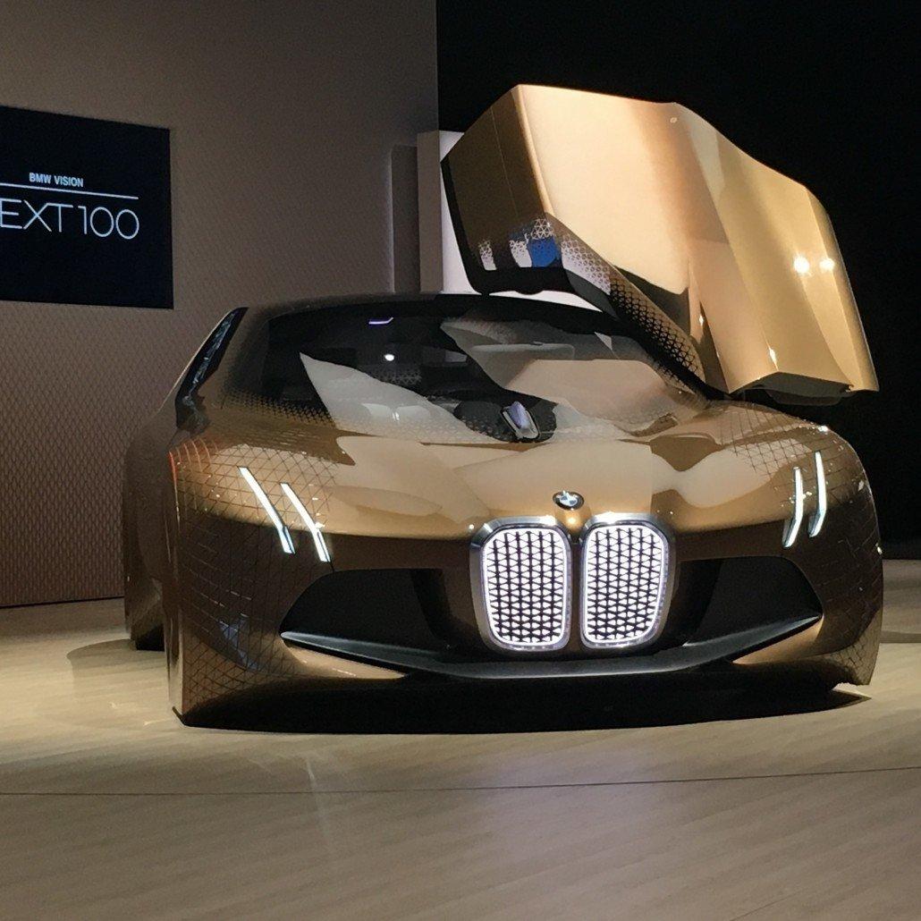 BMW #Next100
