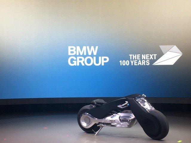 Motorrad #Next100