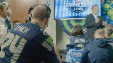 Seahawks Game Day Live Stream Meeting